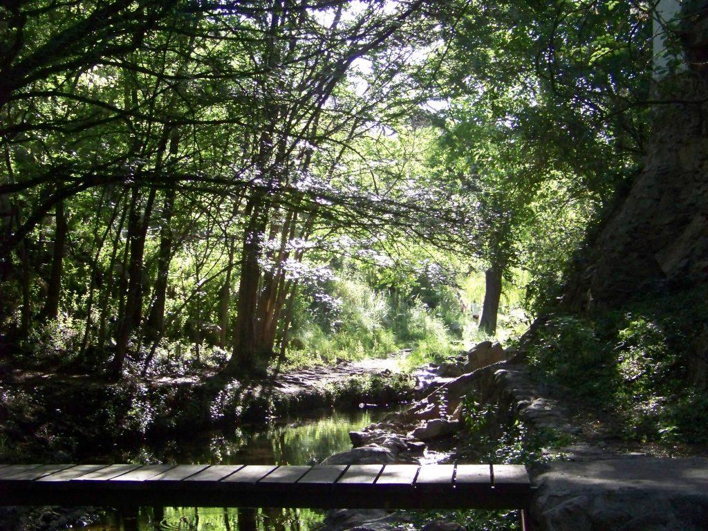 Pozo Verde y Quebrada de la Zarzamora