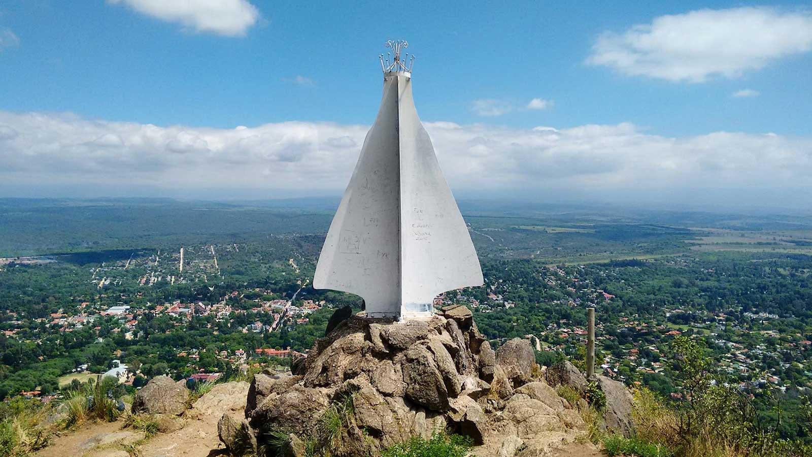Cerro de la Virgen y Pico Alemán