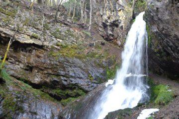Cascada Velo de la Novia